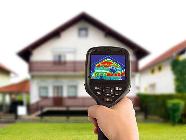 Dirigo Home Inspections Thermal Imaging